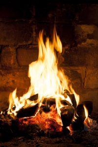 Pollution du chauffage au bois