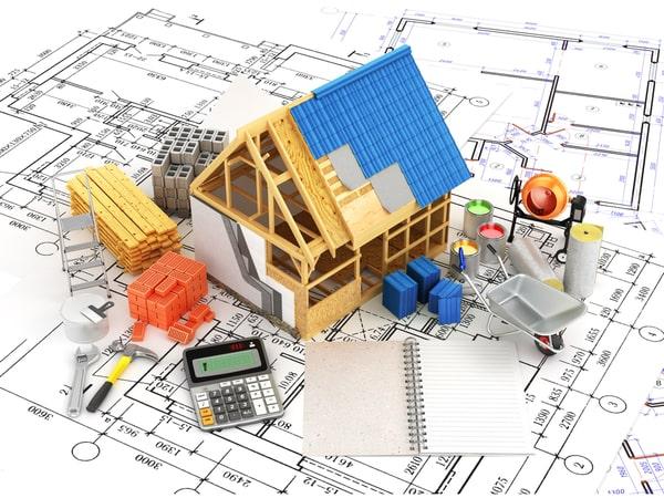 Budget pour la rénovation globale d'une maison